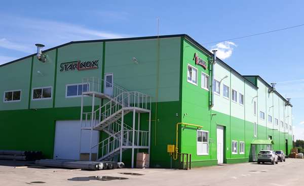 New logistics centre in Russia