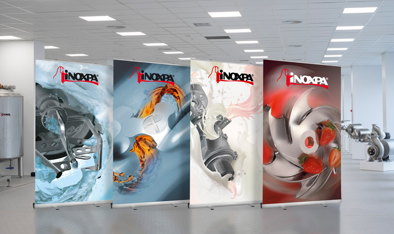 INOXPA, a consolidated brand in constant evolution