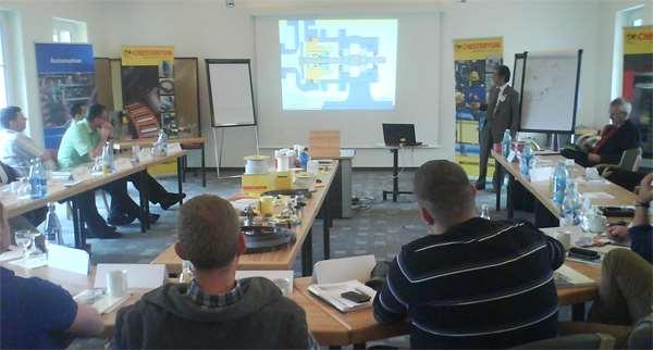 Seminar in Germany